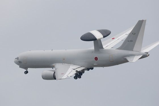 Boeing wins $403 million upgrade deal for Japan government