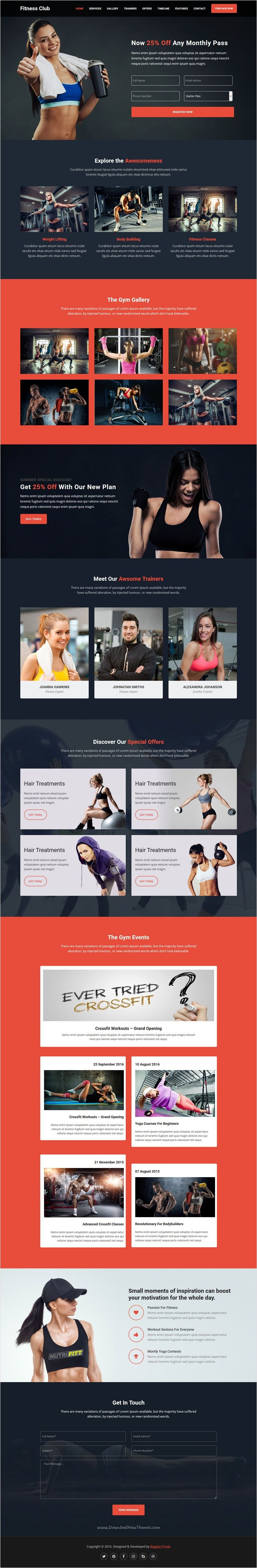 GoSmart High Converting Landing Page HTML Template 85