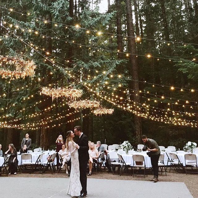 All I want at my wedding are twinkly lights