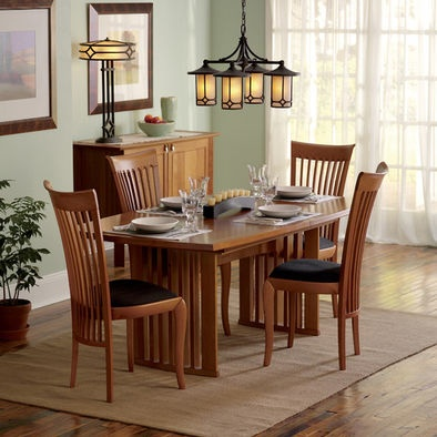 Craftsman Style Decorating Design, Pictures, Remodel, Decor And Ideas    Page 23. Dining Room Light ... Part 53