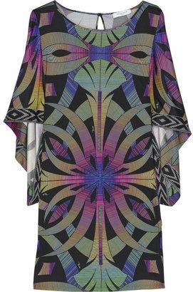 ShopStyle: Emilio Pucci Kimono silk top