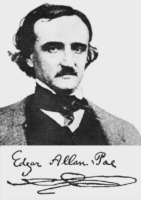 "edgar allan poe theme of death In edgar allan poe's ""the raven"", the author uses repetition, alliteration, internal rhyme, and onomatopoeia to discuss a man mourning the death of his love and he is soon troubled by a raven, answering every one of the narrator's questions by saying, evermore"" there are many examples of ."