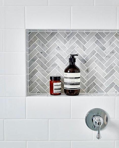 1429 Best BATHROOM NICHES Images On Pinterest