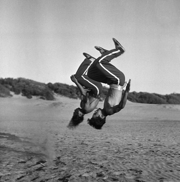 Jürgen SCHADEBERG :: South Africa, 1950s