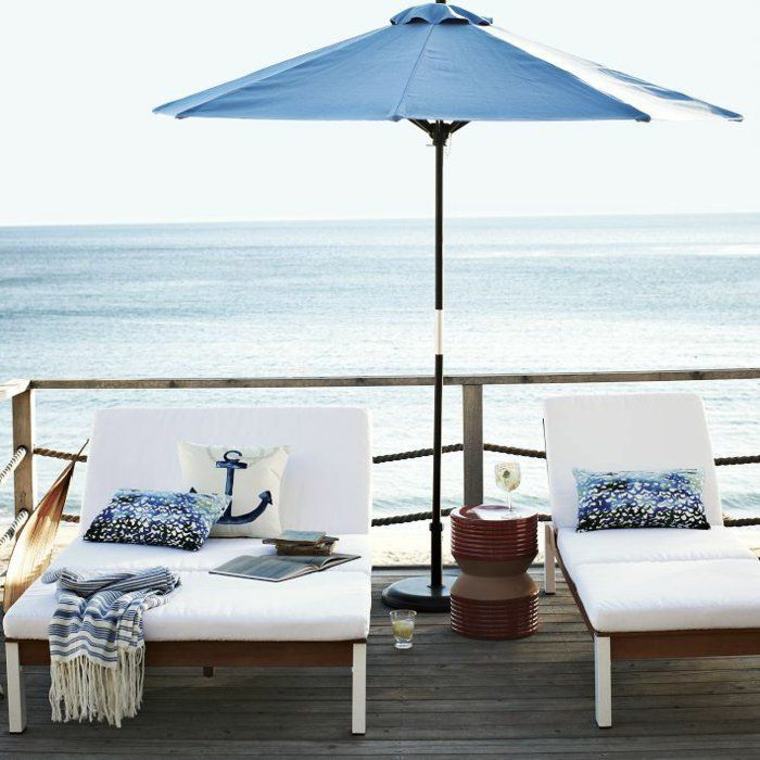 parasol déporté leclerc, parasol de balcon pas cher, meuble d'extérieur