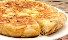 Deliciosa y saludable tortilla de atún que preparas en un dos por tres