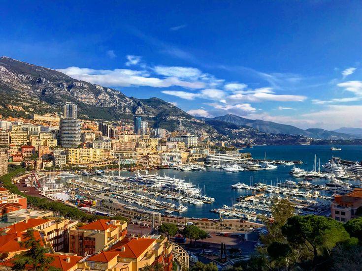 Best view over Monaco ❤️