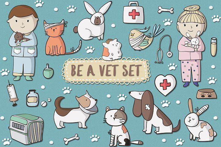 Be A Vet Set