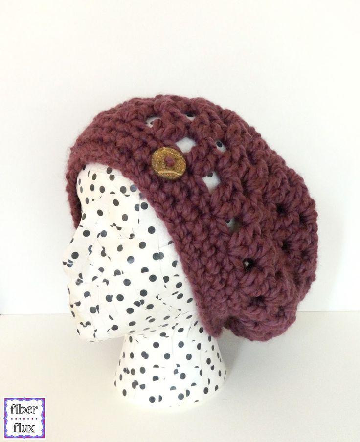 131 besten Crocheted Hats Bilder auf Pinterest | Häkelideen ...