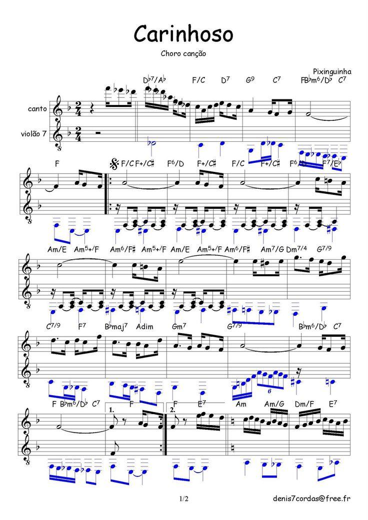 Instrumental SESC Brasil - Choro das 3 - Carinhoso (Pixinguinha/João de Barro)
