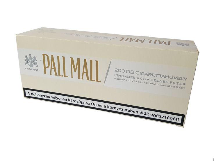 Tuburi tigari Pall Mall alb cu carbon activ  Ambalaj:            200 tuburi tigari/cutie  Culoare filtru:     alb  Lungime filtru:    15 mm  Lungime totala:   84 mm  Diametru:            8  mm  Comenzi la tel: 0744545936 sau pe www.tuburipentrutigari.ro