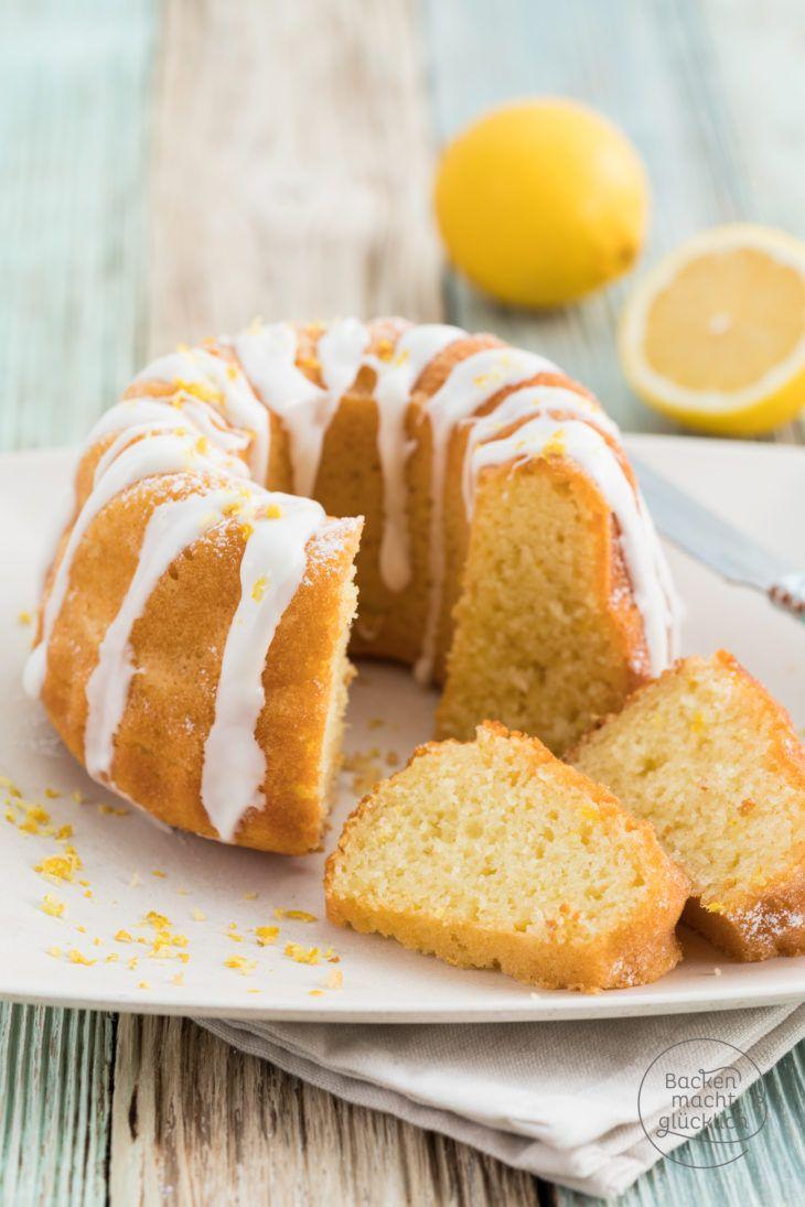 Zitronen Joghurt Gugelhupf Rezept Kuchen Kuchen Cake Und Desserts
