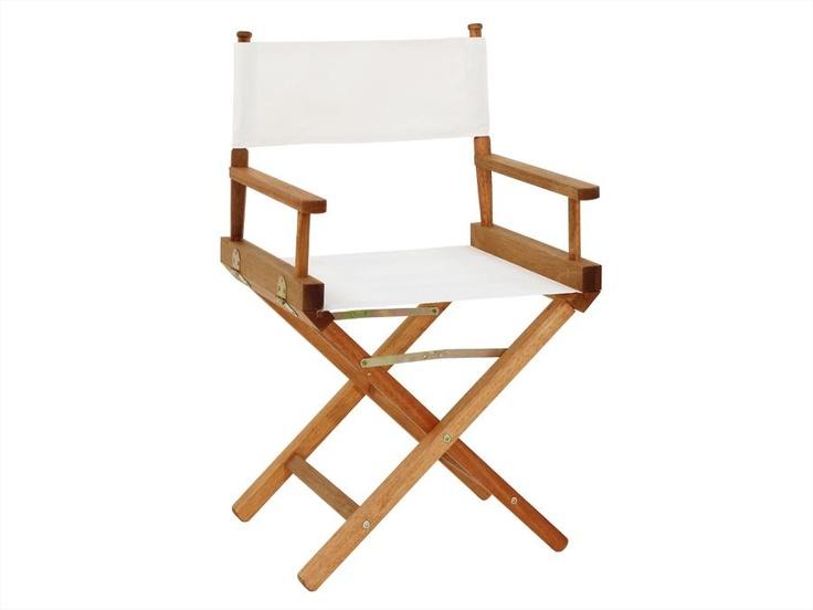 Cadeira Diretor Movie - Jatobá