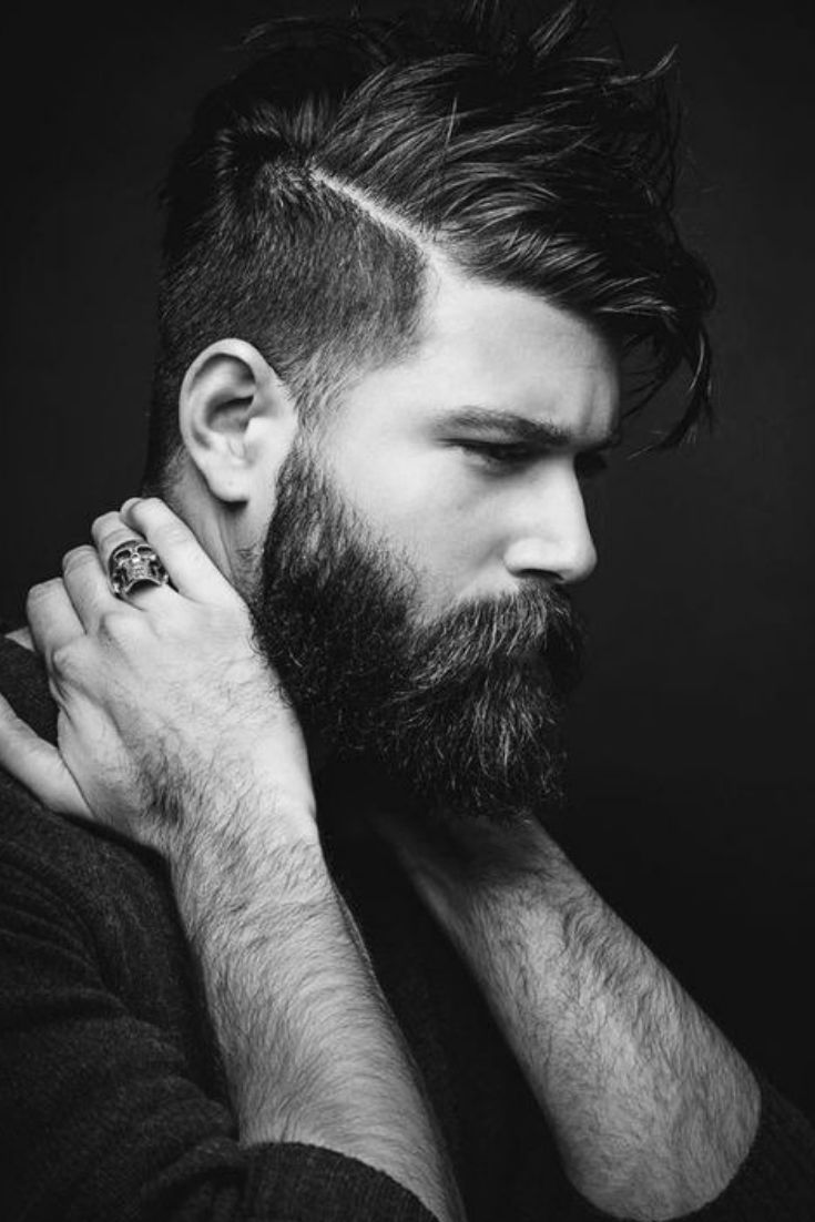 Красивые бородатые картинки