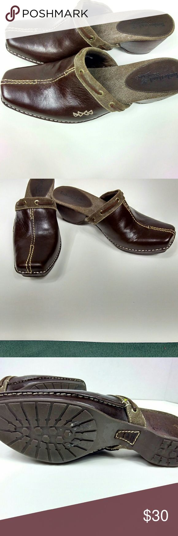 I just added this listing on Poshmark: Timberland slip on mules. #shopmycloset #poshmark #fashion #shopping #style #forsale #Timberland #Shoes