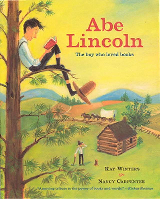 Top 5 Kids' Books About Abraham Lincoln: Abe Lincoln: The Boy Who Loved Books