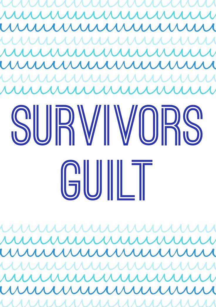 Survivors guilt after the positive pregnancy test