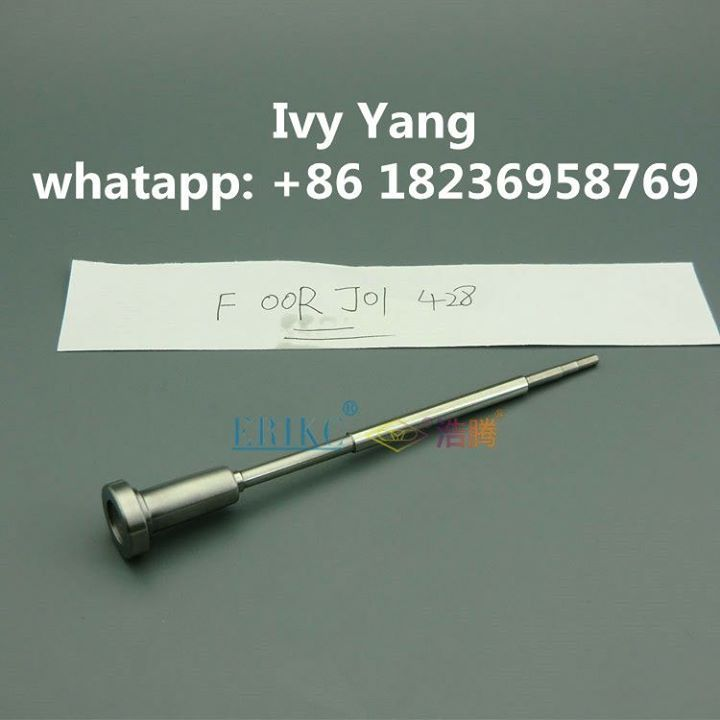 Common Rail Valve Bosch F 00R J01 428 F00RJ01428 for Bosch Injector 0445120048 0445120049 0445120090; In stock quick delivery. Welcome add whatsapp 86 18236958769 to inquiry now. Contact: Ivy Email: crdi@foxmail.com ; Ivy@liseronnozzle.com