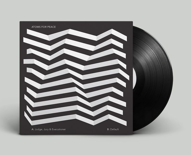 "eddieisnotavailable: "" 30 minute album artwork challenge: n.2 Atoms For Peace: EP """