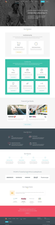 Money4Jam Marketing Website