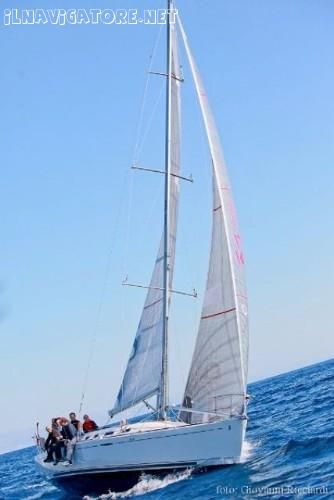 Anno 2005, uso #privato , #bandiera #italiana lft. #11,92, #pescaggio 2,40 , #motore Volvo 40 cv #sempre #manutenuto , #consumo ... #annunci #nautica #barche #ilnavigatore