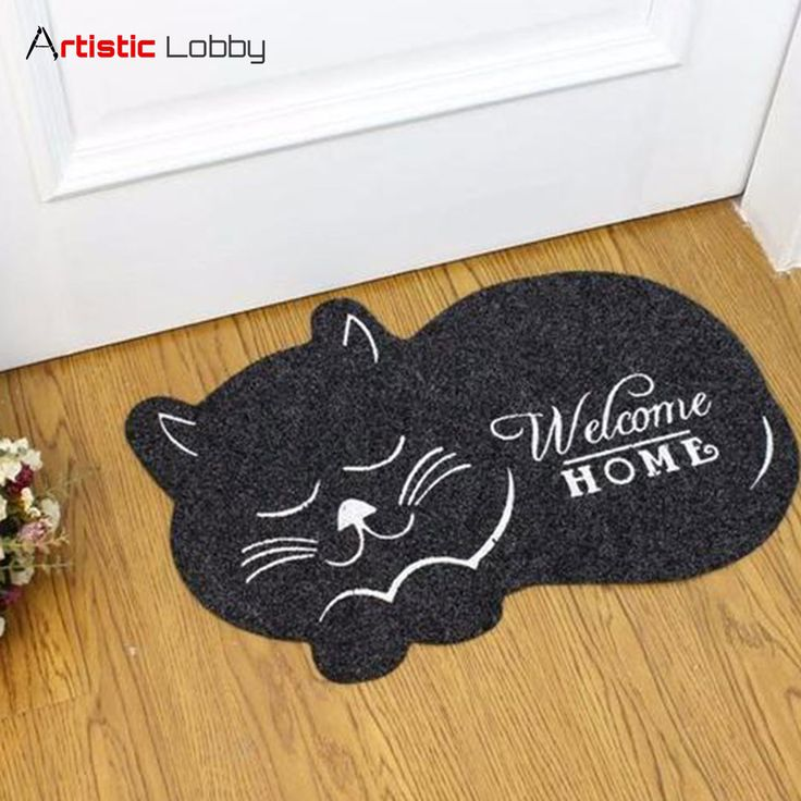 Cat Shape Anti-Slip Floor Mat  📦 Worldwide Shipping 🔥 Follow Artistic Lobby for more ideas!  Start to personalize your home with our modern artistic home decor ideas. Find your bedding sets, floor mats, cushion covers, 3d cushions, wall decor & more! #homedecor #home #homedesign #homedecordesign #homedesignideas #decoration #art #artoftheday #life #lifestyle #lifestyleblogger #cat #cats