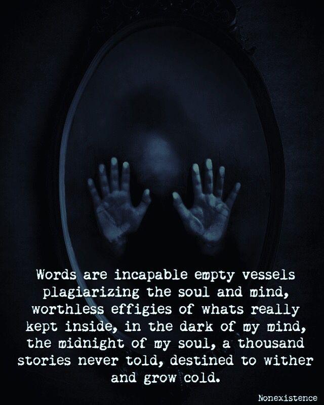 Poetry / dark poetry