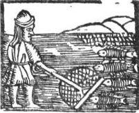 Rybak, XVI wiek?