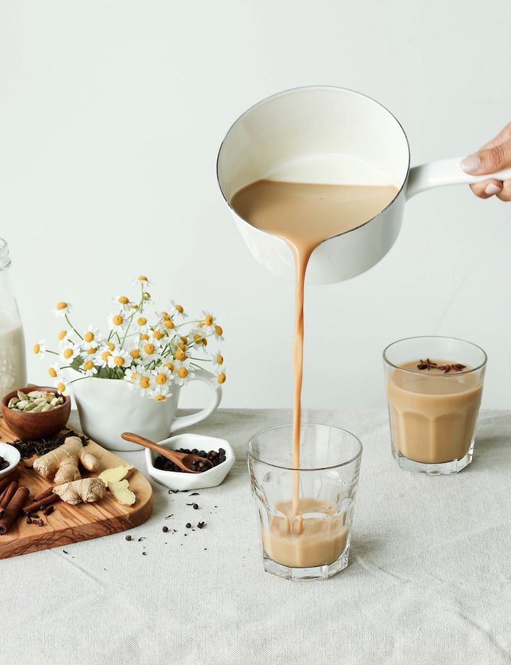 Y'all I'm not gonna lie, I would pick chai over a coffee any day. Not that I drink that much coffee in the first place, but still. For me, chai ...read more