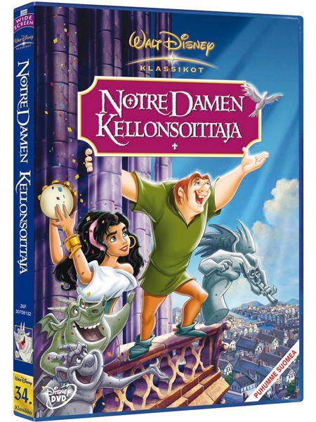 Notre Damen kellonsoittaja on tarina rujosta ja hyväsydämisestä Quasimodosta, joka ystävystyy mustalaistyttö Esmeraldan kanssa. Kaikki eivät kuitenkaan katso tätä ystävyyttä hyvällä…