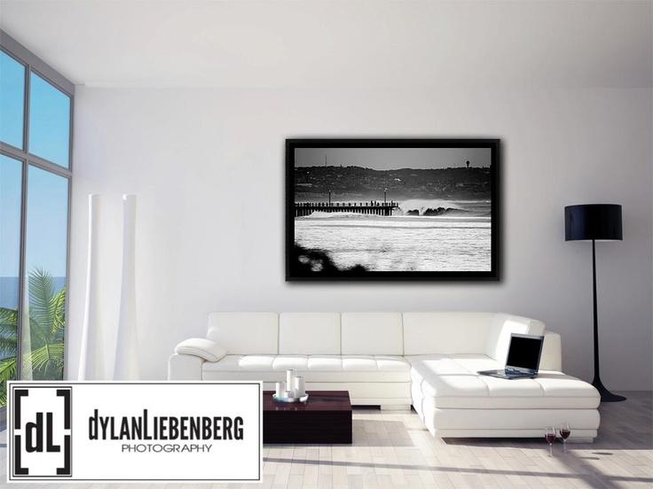 New Pier Wave Semi Gloss Photo