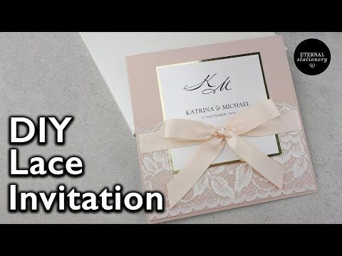 Best 25 Lace invitations ideas on Pinterest