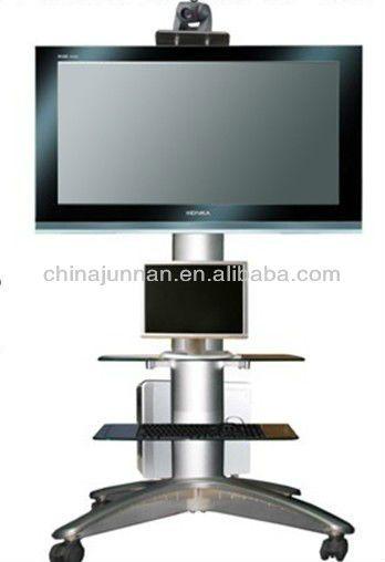 Système de conférence / plein air mobile / plancher réglable lcd / led TV stand série avec sortes de écrans pour différentes taille TV-image-Meuble Télé-Id du produit:711079073-french.alibaba.com