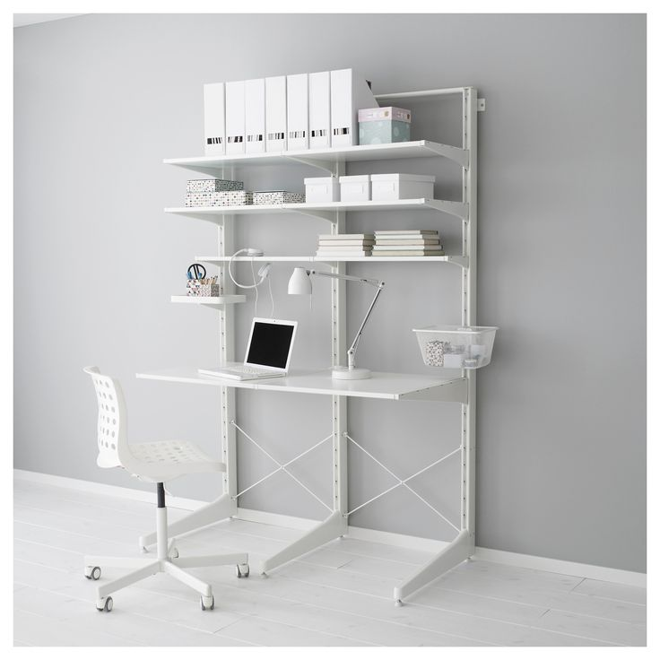 IKEA - ALGOT, Post/foot/shelves