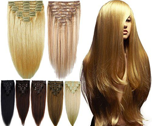 29 best human hair extensions images on pinterest human hair days delivery double weft remy human hair clip i pmusecretfo Gallery