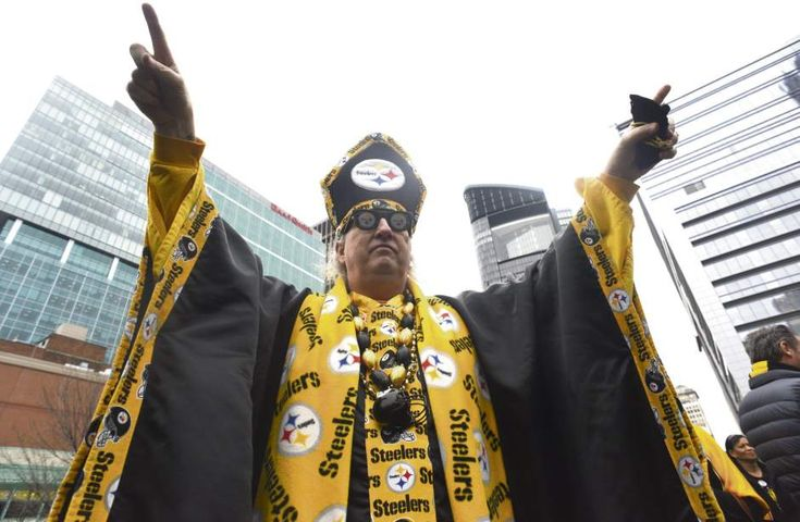 'Pope Yinzer' a staple at Steelers games | TribLIVE Mobile