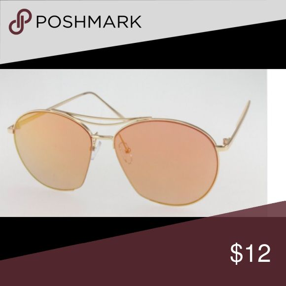 Aviator Sunglasses Aviator Sunglasses with Unique Semi-Rimless Frames and Color Lenses with Color Mirro *PINK *Green* *YELLOW* *blue* *message color* #shades4beauties #sunnies #shades #retro #eyewear #beauty #cosmetics #diva #boutique #onlineshopping #glam #models #fashionweek #dope #urban #streetstyle #fashionaccessories #accessories Accessories Glasses