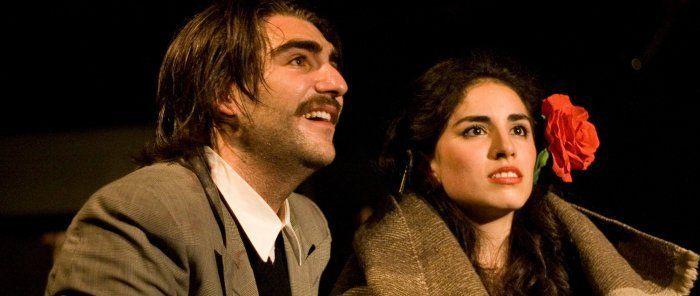 """Obra de teatro """"Ay Carmela"""" en Madrid  La Escalera de Jacob Lavapiés, Madrid  11 abril 2012 a las 20:15h."""