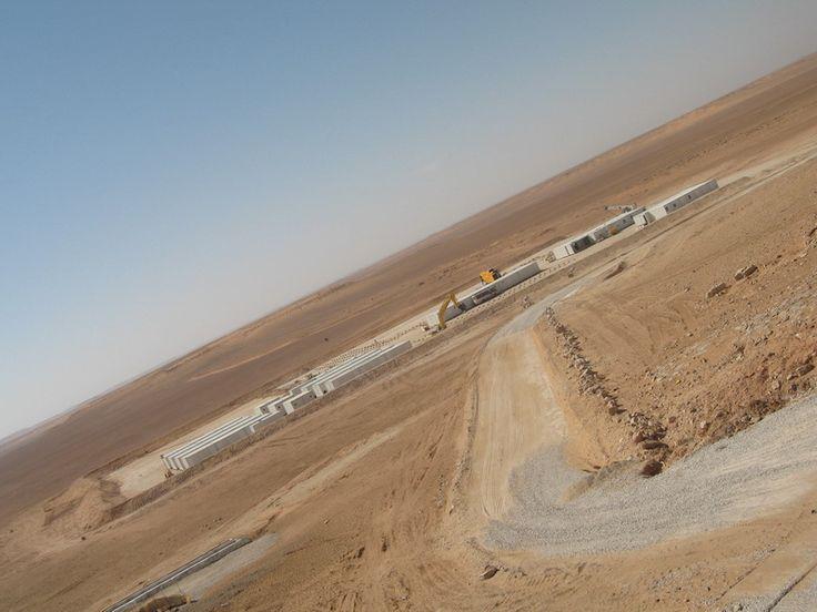 Arbeitskamp Lybien