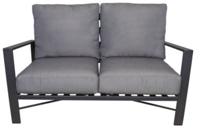 O W Lee Company Gios Outdoor Loveseat