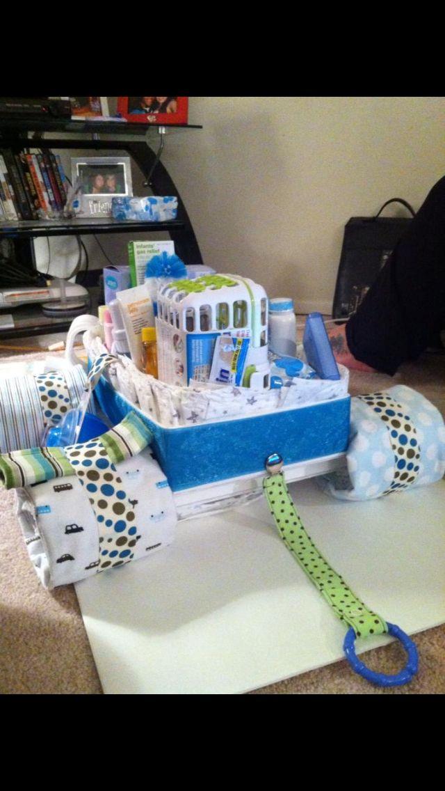 You Tube How To Make Diaper Cake Wagon How To Make With