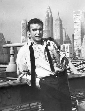Killer style ... James Bond.