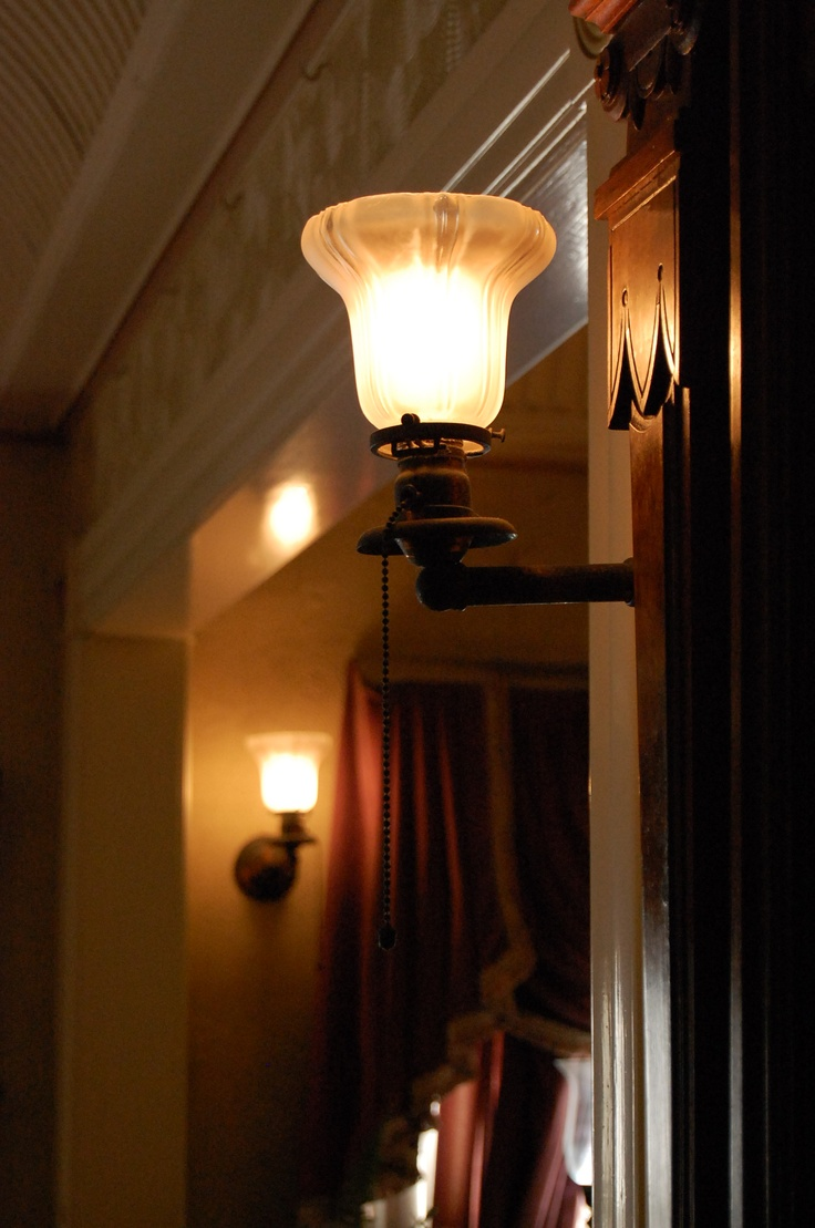 Sconce - Winchester Mystery House 2009