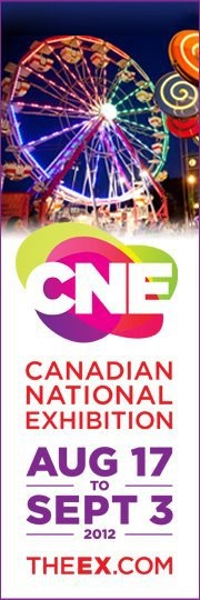 Join us at the 134th Canadian National Exhibition, August 17 to September 3. Toronto, Canada