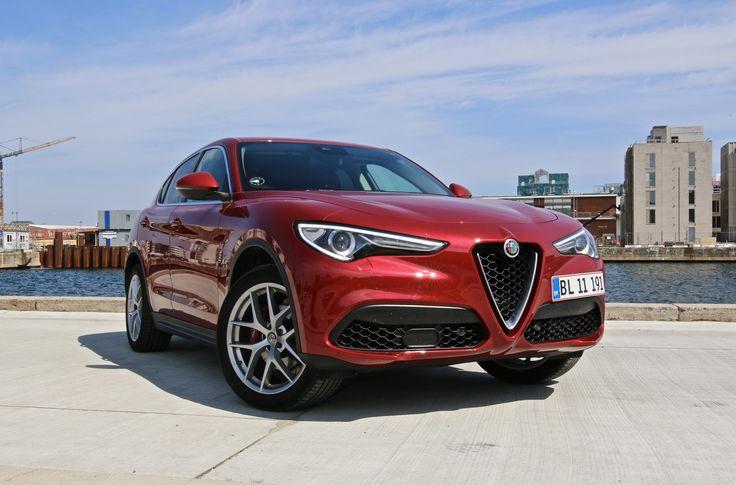 Luksus Alfa til hele familien, Alfa Romeo Stelvio