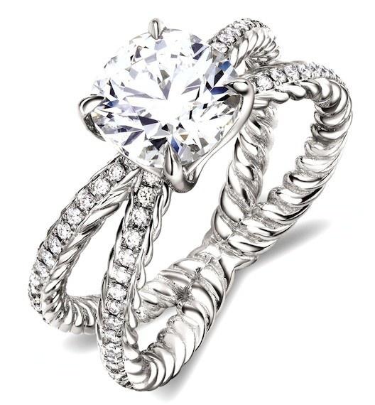 .: David Yurman, Bands, Davidyurman, Diamonds, Future, Jewelry, Yurman Engagement, Dreams Rings, Engagement Rings