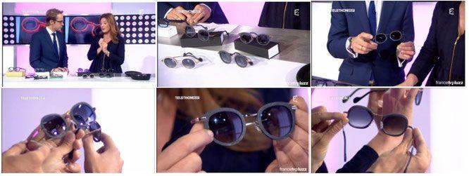 La collection DÔN de Naoned est passée dans C'est au programme sur France 2. Ces montures 100% naturelles à base d'algues sont une véritable prouesse technique !  #naoned #collection #DÔN #lunettes #monture #algues #C'estauprogramme #france2 #TV #naturelle