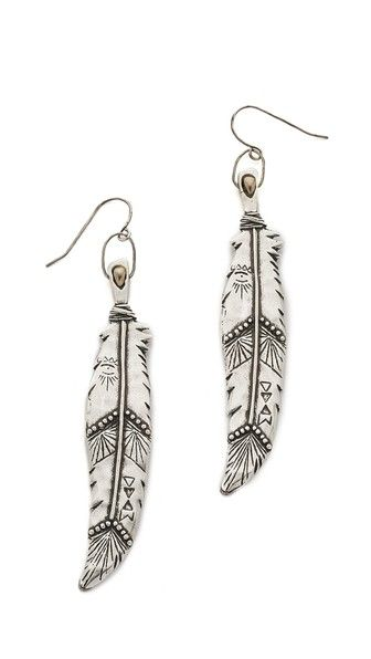 Pascale Monvoisin Destiny Earrings