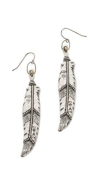 Pascale Monvoisin Destiny Earrings