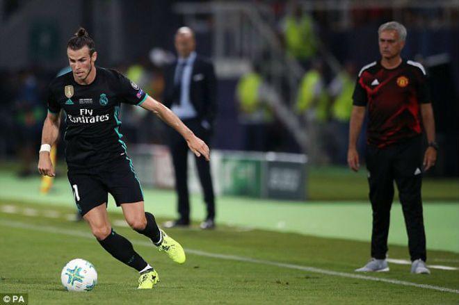 Mourinho cần Bale để nâng cấp hàng công – Livescore trận đấu